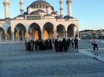 HACI BAYRAM-I VELİ - Başkent'te Türk Ve Mülteci Kadınlarla Dayanışma Etkinliği