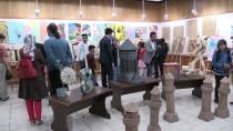 BİLSEM Öğrencileri Resim Sergisi Açtı