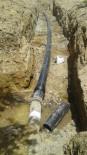 Büyükşehirden, Avsallar İçme Suyu Hattına Bakım