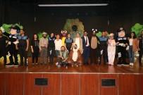 Çocuklar Tiyatro Etkinliği İle Eğlendi