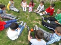 Çocukların 'Okul Dışarıda Günü' Sevinci