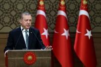 AK PARTI - Cumhurbaşkanı Erdoğan AK Parti İstanbul İl Başkanlığına Geldi
