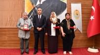 SÜLEYMAN ERDOĞAN - Denizli'de 26 Gazi Ve Gazi Yakını Madalya İle Ödüllendirildi