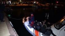 Ege Denizi'nde 29 Düzensiz Göçmen Yakalandı