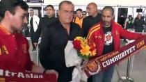 4 EYLÜL STADı - Galatasaray Kafilesi, Sivas'ta