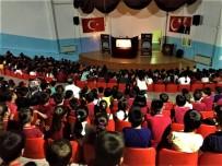 Gaziantep'te Oyunlarla Çocuklara Sosyal Hayatı Düzenleyen Değerler Anlatılıyor