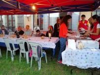 İFTAR VAKTİ - Gençlik Merkezi Evlere Misafir Oluyor