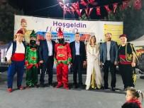 Hacivat-Karagöz Gösterisi Kahkahaya Boğdu