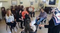 Hayırseverlerin Desteğiyle Akülü Sandalyelerine Kavuştular