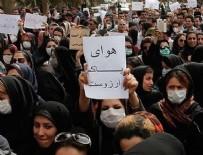 İran Sokağı ABD İle Savaş Değil Müzakere İstiyor