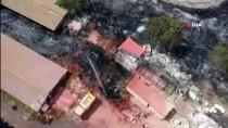 İsrail'deki Yangınlar Kontrol Altına Alınamıyor
