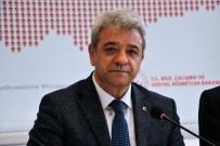 İŞ DÜNYASI - Kahramanmaraş Başkanı Zabun Açıklaması 'Şehrimiz Dünyada Güçlü Bir Türk Markası Olarak Anılıyor'