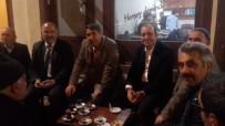 Kaymakam Ve Belediye Başkanı İftar Sonrası Vatandaşlarla Çay İçip Sohbet Etti