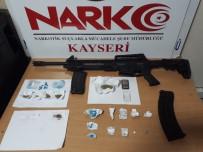 Kayseri'de Uyuşturucu Operasyonları Açıklaması 20 Gözaltı