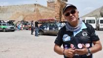 Konuk Ralliciler İshak Paşa Sarayı'na Hayran Kaldı