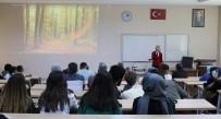 KTO Karatay'da 'Bir Hakk Aşığı Ladikli Ahmet Hüdai' Söyleşisi