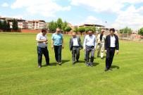 AK PARTI - Kula İlçe Stadı Bakım İçin İhaleye Çıkıyor
