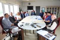 Kültür Varlıklarını Koruma Bölge Kurulu Müdürlüğü'ne Ziyaret