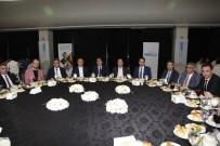 MERINOS - Limak Enerji Çalışanları Bursa'da İftarda Buluştu