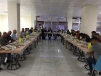 Mazıdağı İlçe Milli Eğitim Personeli İftarda Buluştu