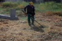SÜRYANI - Mezarlıklarda Bayram Temizliği