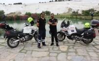 MOTORİZE EKİP - Motosiklet Ambulanslar Göreve Başladı