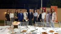 Nazilli'de Şehit Aileleri Ve Gaziler İftarda Buluştu