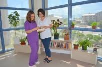 Ortopedi Servisinde Kütüphane Kuruldu