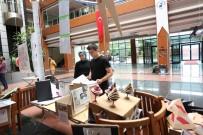 PAÜ Mimarlık Ve Tasarım Fakültesi'nden Yıl Sonu Sergisi