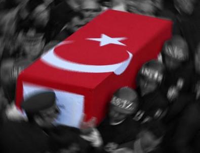 PKK'lı teröristlerden saldırı: 1 asker şehit