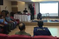 Polislere İlkyardım Eğitimi Verildi