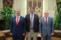 Rektör Polat'a İlk Hayırlı Olsun Ziyareti