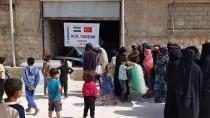 Sadakataşı Derneğinden Suriye'ye Ramazan Yardımı