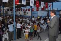 Seçer Açıklaması 'Belediyenin Kaynaklarını Halk İçin Harcaması Güzel'