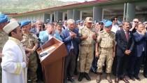 ŞERAFETTIN ELÇI - Şehit Güvenlik Korucusu Son Yolculuğuna Uğurlandı