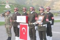 Şehit Piyade Onbaşı Mehmet Köklü İçin Hakkari'de Tören Düzenlendi