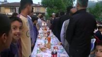 Şemdinli'de Şehit Yakınları Ve Gazilere İftar