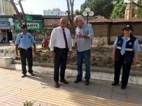 Söke Belediye Meydanı Düzenleme Çalışması Beğeni Topladı