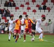 Spor Toto Süper Lig Açıklaması DG Sivasspor Açıklaması 2 - Galatasaray Açıklaması 2 (İlk Yarı)