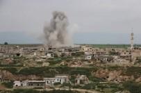 Suriye Rejimi İdlib Civarını Yine Bombaladı Açıklaması 8 Ölü