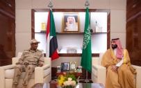 Suudi Veliaht Prens, Sudan Askeri Geçiş Konseyi Başkan Yardımcısı İle Görüştü
