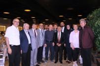 MEMDUH BÜYÜKKıLıÇ - Tabip Odası İntern Doktorlarla Buluştu