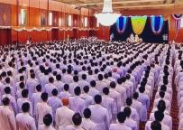 TAYLAND - Tayland Kralı Darbeden Sonra Kurulan İlk Parlamentoyu Açtı
