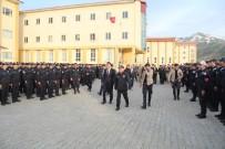 Vali Çağatay, Polis Adaylarıyla İftar Yaptı