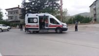 Yahyalı'da Trafik Kazası Açıklaması 2 Yaralı