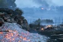 Yangınlar Kontrol Altına Alınamıyor