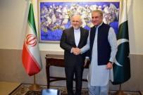 Zarif Ve Khan İslamabad'da Görüştü