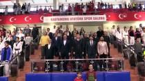 19 Mayıs İllerarası Gençlik Tekvando Şampiyonası Başladı