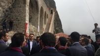 3,5 Yılı Aşkın Süredir Süren Restorasyonun Ardından Sümela Manastırı'nın Ziyaret Açılması İle İlgili Tören Düzenleniyor
