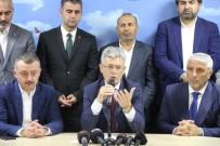İBRAHIM KARAOSMANOĞLU - AK Parti Kocaeli İl Başkanlığı Görevine Mehmet Ellibeş Getirildi